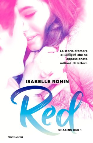 Risultati immagini per Red di Isabelle Ronin