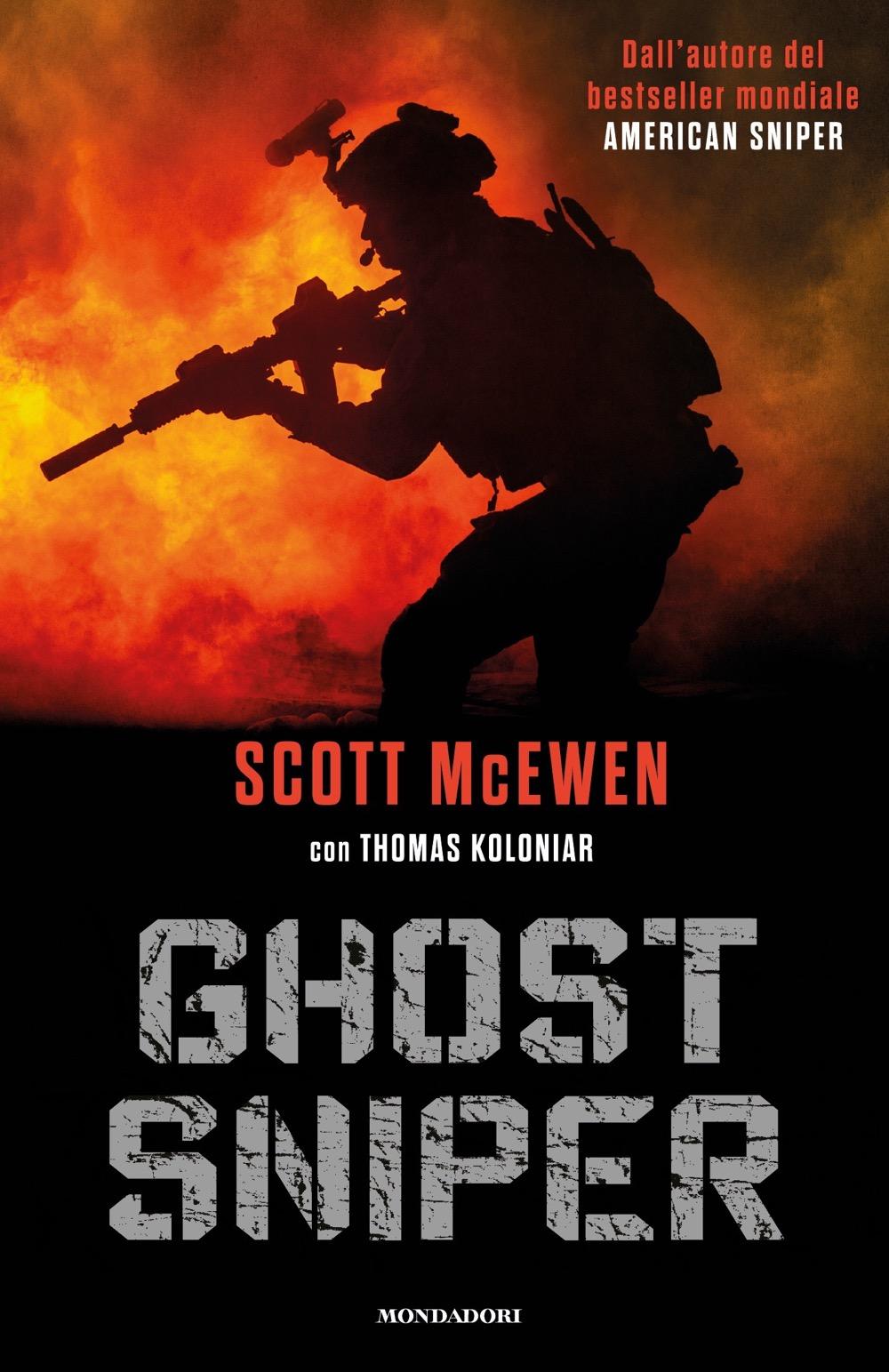 "SCOTT MCEWEN, THOMAS KOLONIAR – ""Ghost Sniper;"""