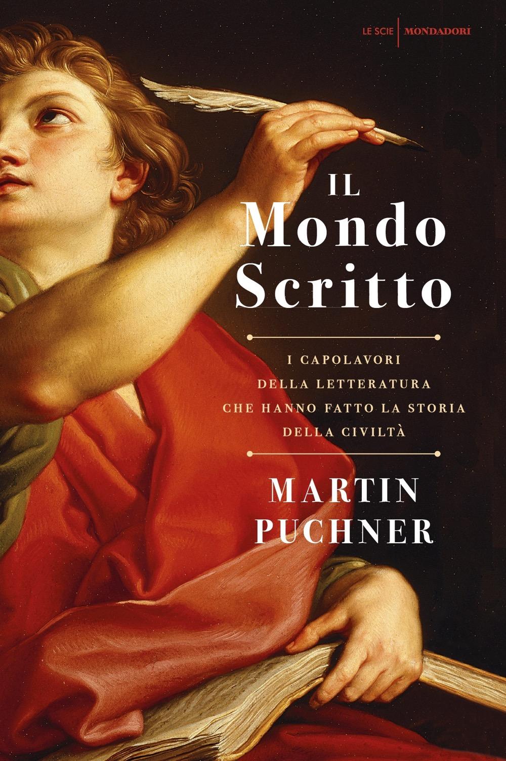"""MARTIN PUCHNER – """"Il mondo scritto"""""""