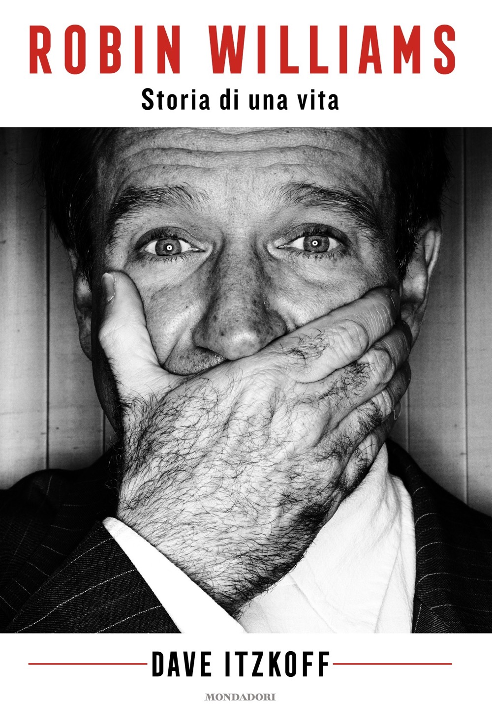 "DAVE ITZKOFF – ""Robin Williams"""