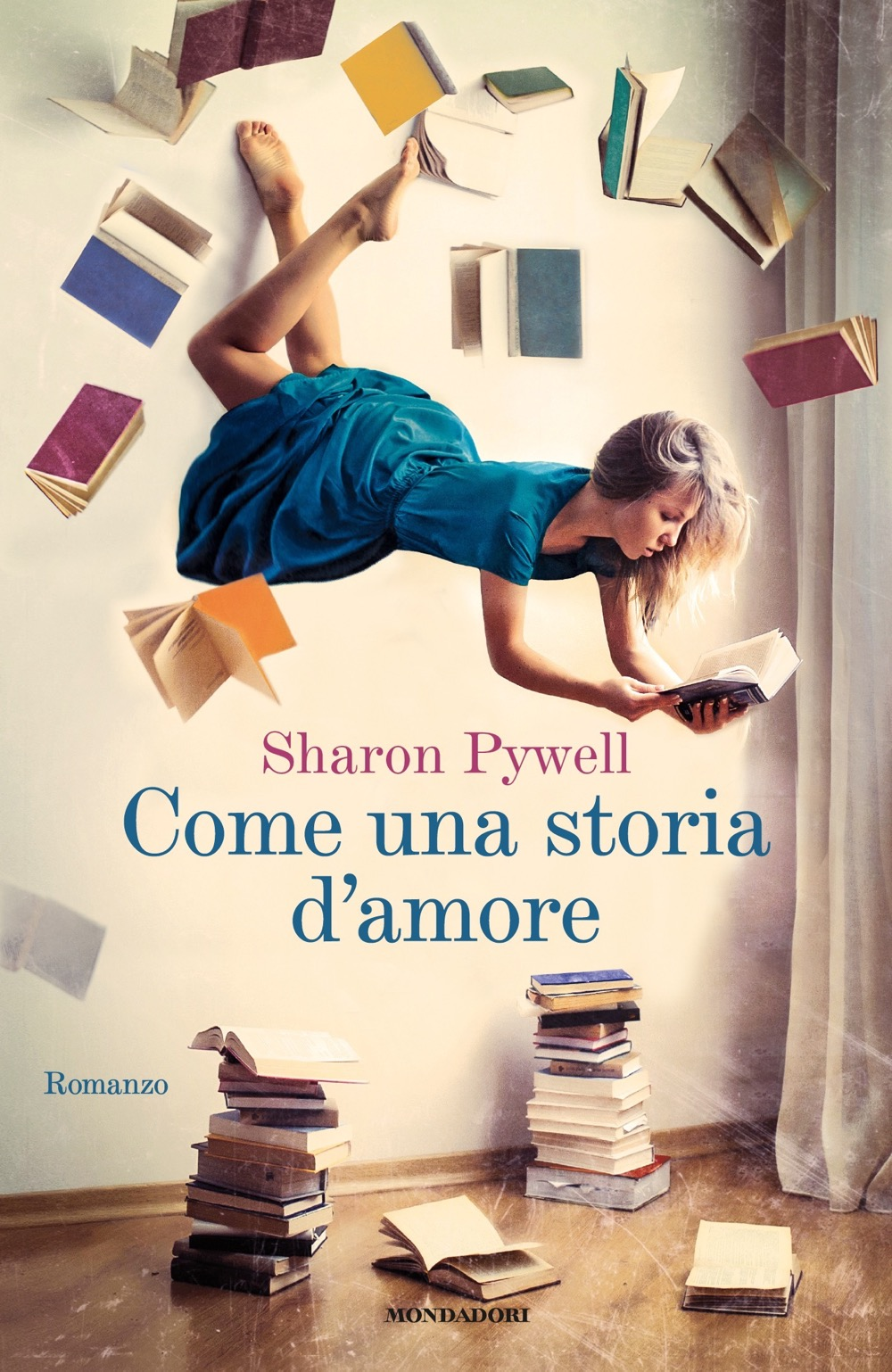 "SHARON PYWELL – ""Come una storia d'amore;"""