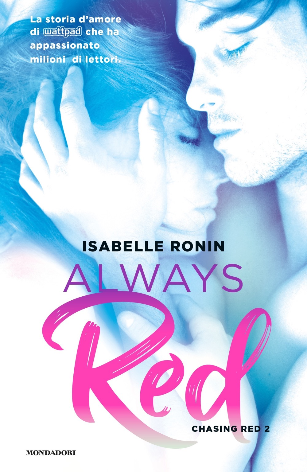 "ISABELLE RONIN – ""Always Red"""