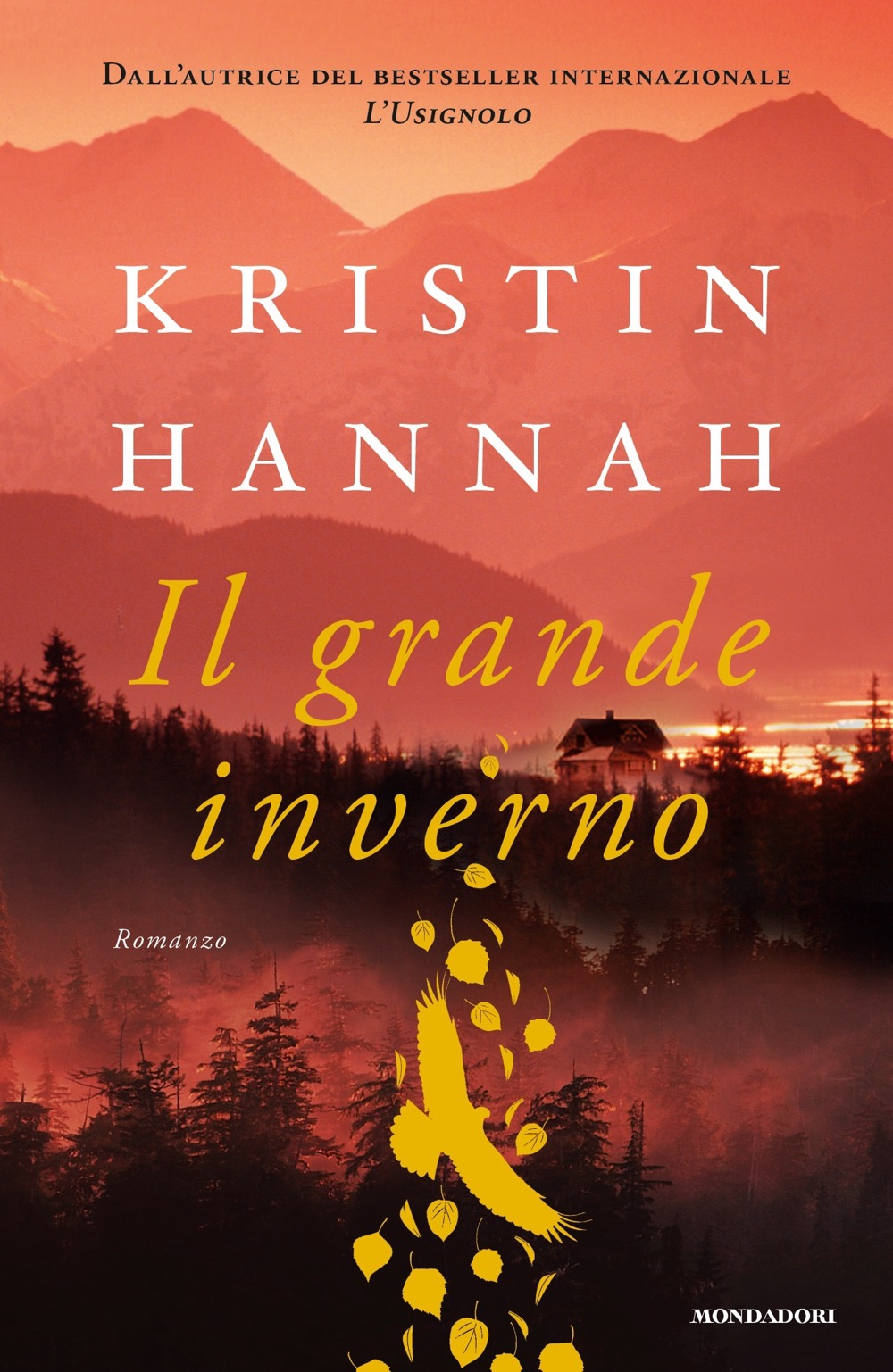 """KRISTIN HANNAH – """"Il grande inverno;"""""""