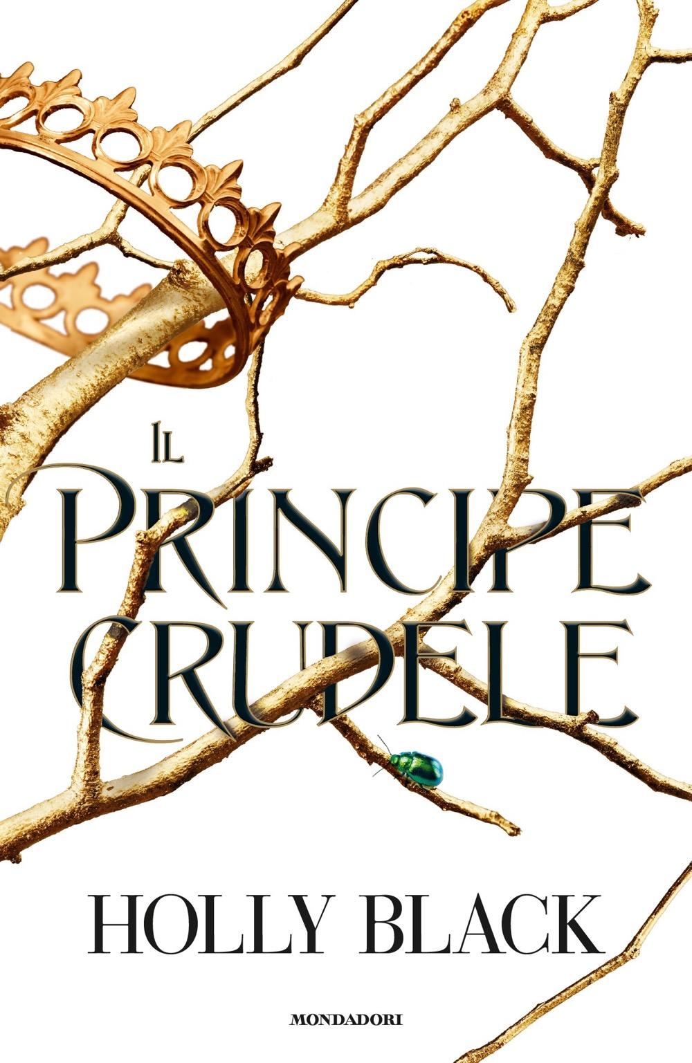 """HOLLY BLACK – """"Il principe crudele"""""""