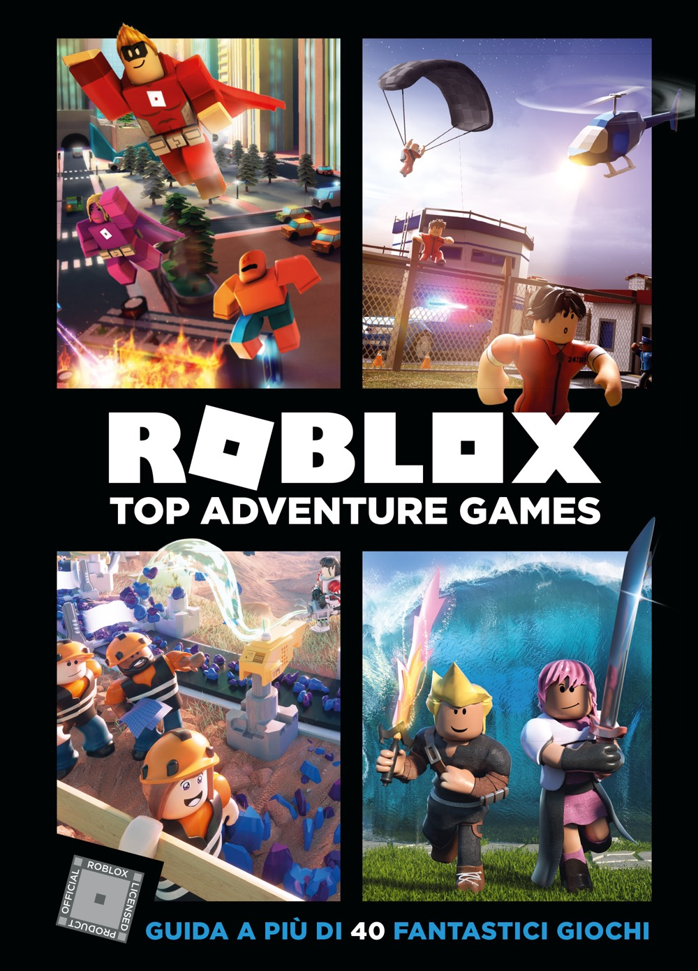 "AA.VV. – ""Roblox Top Adventure Games;"""