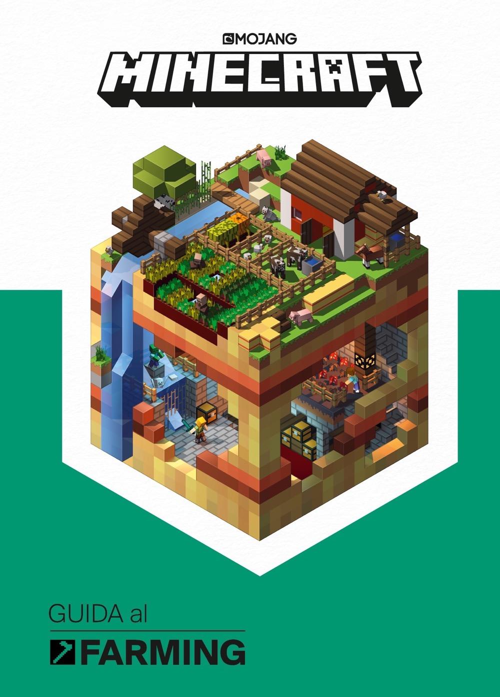 """AA.VV. – """"Minecraft: Guida al farming"""""""