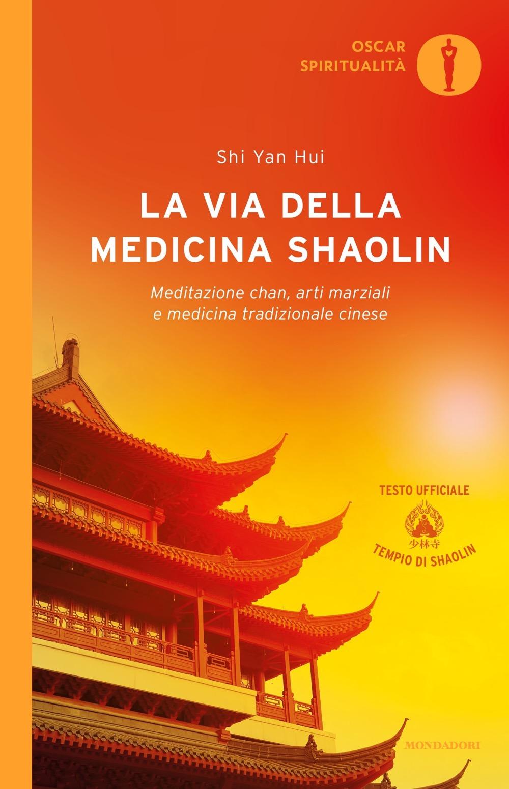 "SHI YAN HUI – ""La via della medicina Shaolin;"""