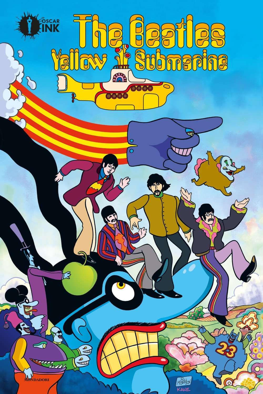 "THE BEATLES – ""The Beatles – Yellow Submarine;"""