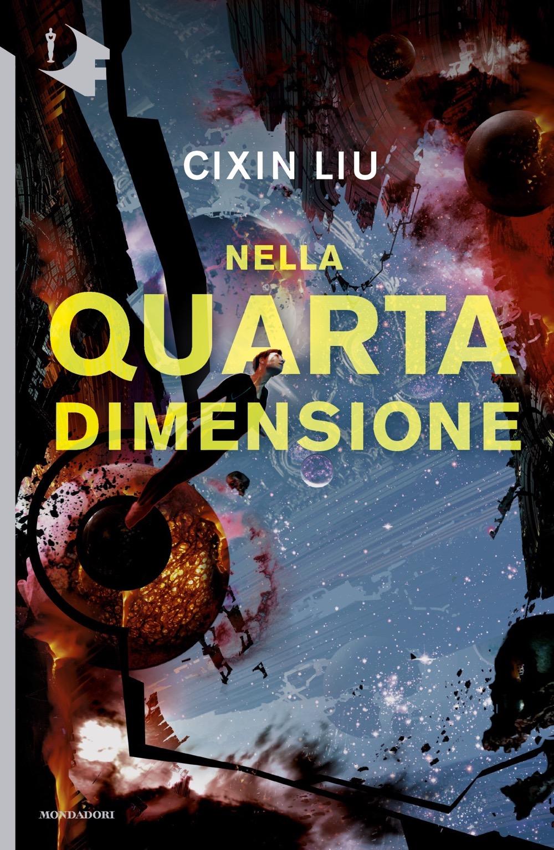 "CIXIN LIU – ""Nella quarta dimensione;"""