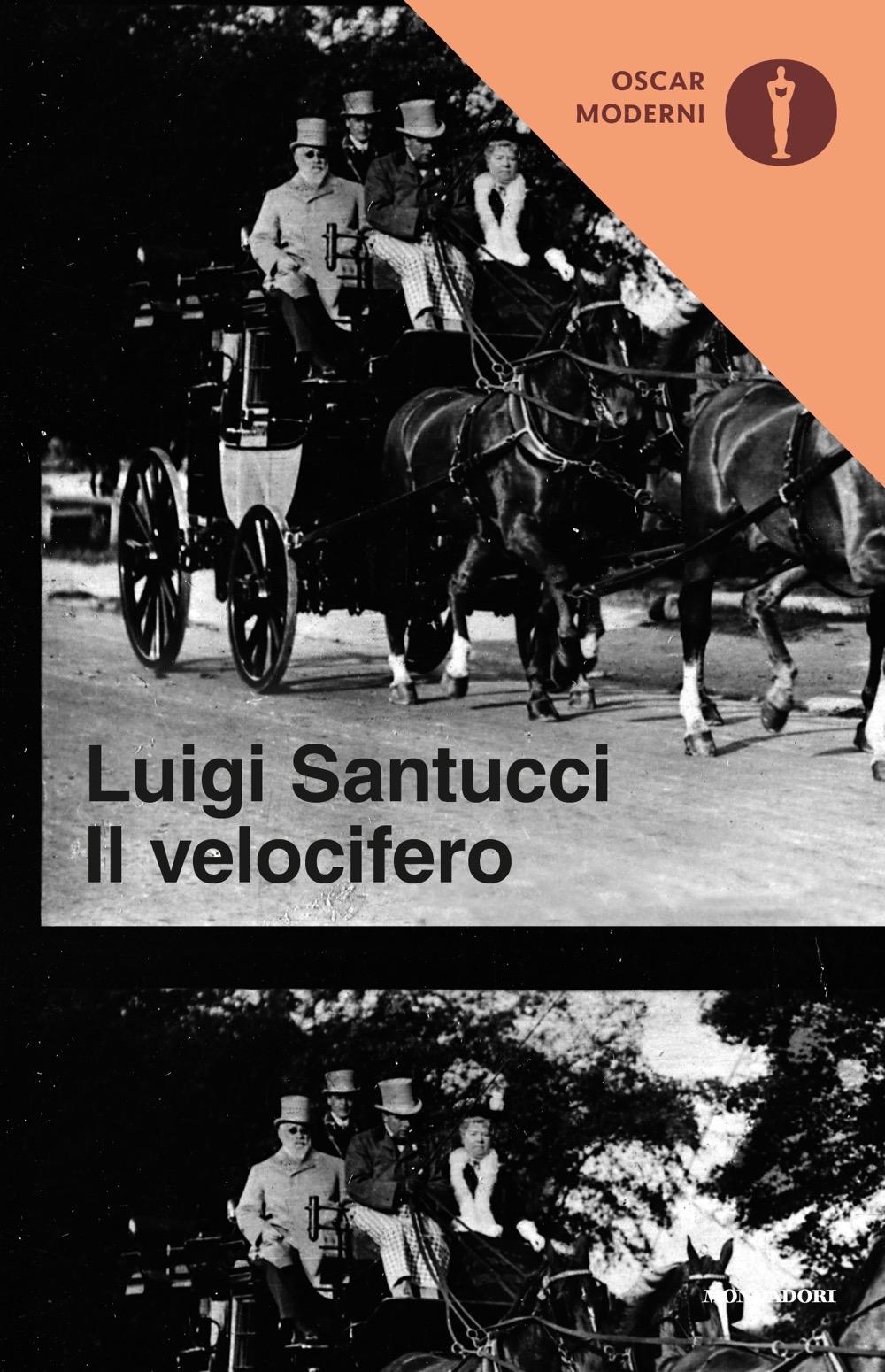 """LUIGI SANTUCCI – """"Il velocifero"""""""