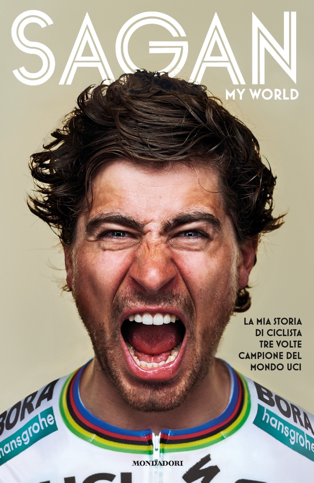 "PETER SAGAN – ""My World"""