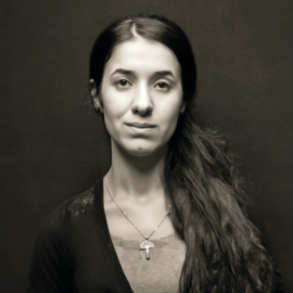 Un film per Nadia Murad premio Nobel per la pace 2018