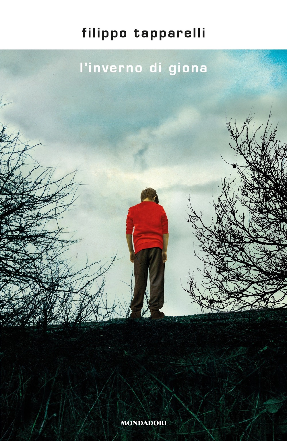 L'inverno di Giona - Filippo Tapparelli | Libri Mondadori