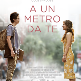 A un metro da te: il romanzo e il film
