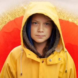 Il libro di Greta Thunberg, attivista svedese