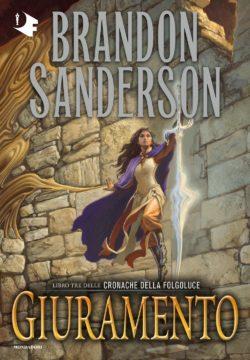 Bandon Sanderson e la saga Giuramento