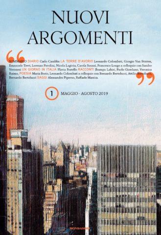 NUOVI ARGOMENTI MAGGIO-SETTEMBRE 2019