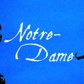 Ken Follett omaggia 'Notre-Dame'