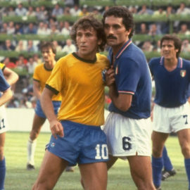'La partita' di Piero Trellini: il romanzo di Italia-Brasile '82