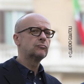 Evento Fabrizio Roncone, Aldo Cazzullo a Napoli