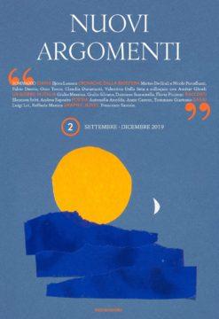 Nuovi argomenti settembre-dicembre 2019