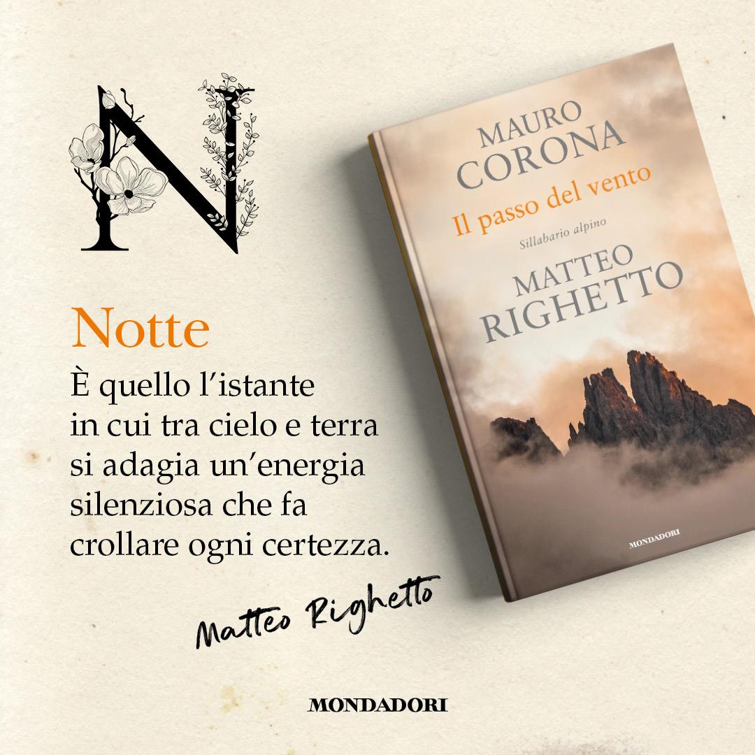Mauro Corona _ Matteo Righetto
