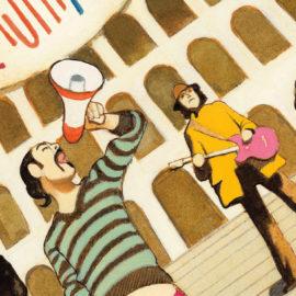 'Andate tutti affanculo': la playlist degli Zen Circus per il loro nuovo romanzo