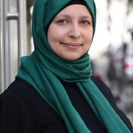 Evento Sumaya Abdel Qader a Monza