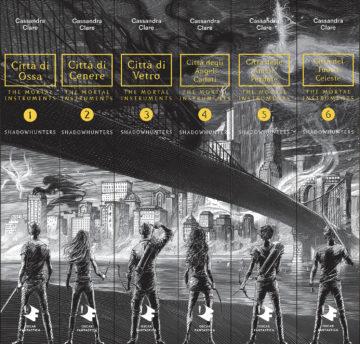 Cofanetto Shadowhunters: The Mortal Instruments