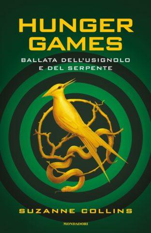 HUNGER GAMES – Ballata dell'usignolo e del serpente