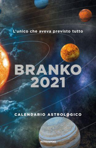 Calendario Astrologico 2021   Branko Vatovec | Libri Mondadori