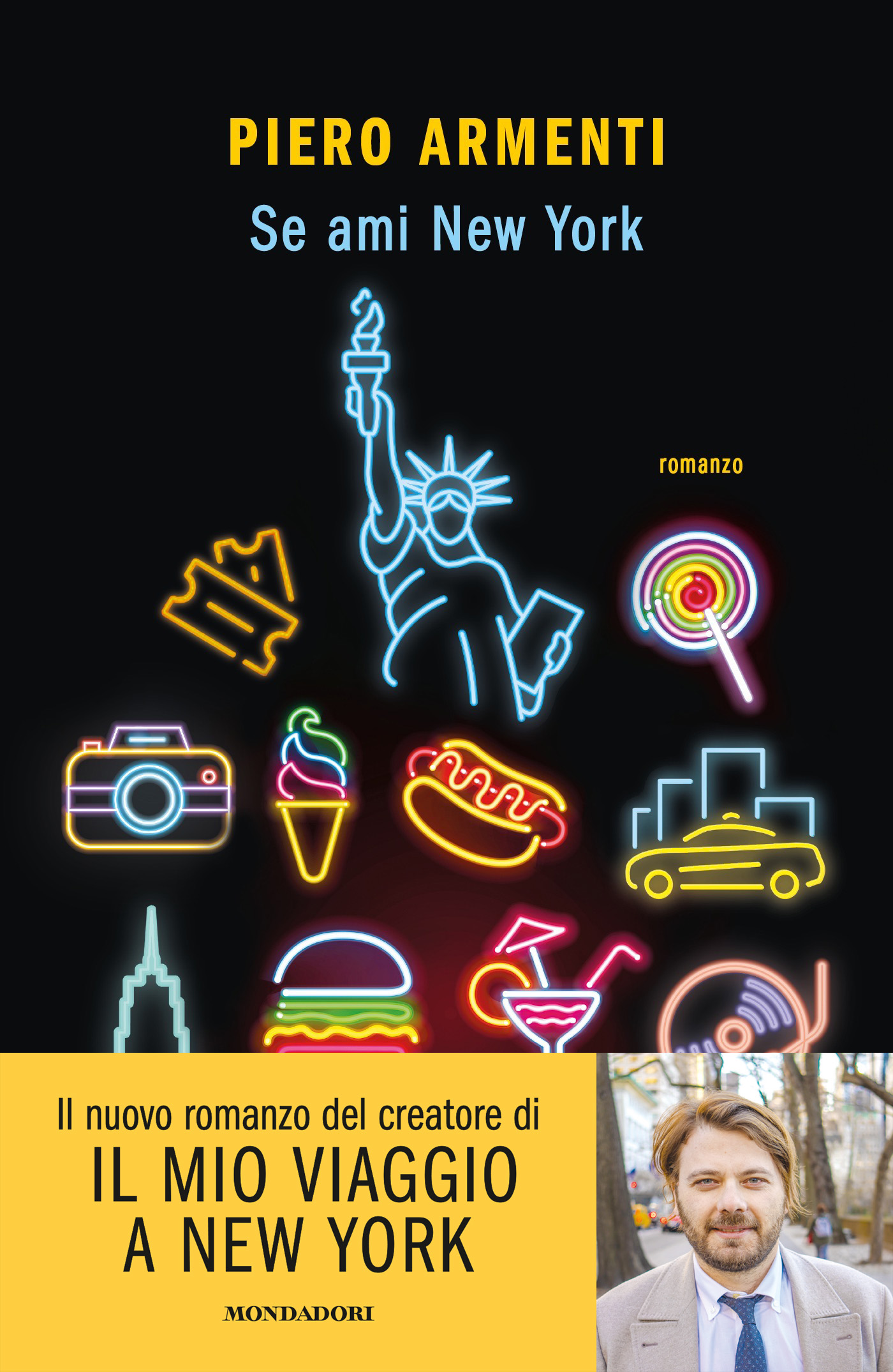 Se ami New York - Piero Armenti | Libri Mondadori